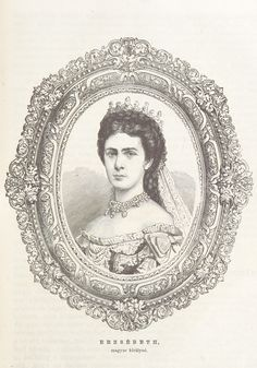 Empress Elisabeth.