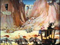 The Story of Ferdinand by Munro Leaf (1938 Walt Disney)
