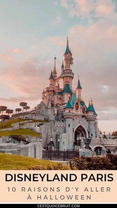 Découvrir Disneyland Paris à Halloween #disneylandparis #disney #disneyland #dlp #halloween #automne #paris #famille