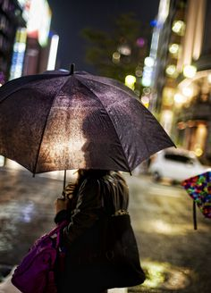I carry two cameras because it takes much too long to change lenses. Also, it's a real pain to do that sort of thing in the rain. - Tokyo, Japan - Photo from #treyratcliff Trey Ratcliff at http://www.StuckInCustoms.com