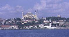 Denizden Ayasofya ve Ahırkapı / 1967 http://ift.tt/2fqkGke