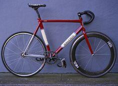 MACAFRAMA #bike #fixed