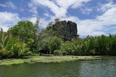 Makassar, Rammang-Rammang-Tal, nach dem Regen waren Sonne und Waerme schnell wieder da
