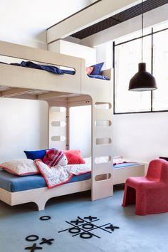 Leuke inspiratie als je nog een bed zoekt voor de kinderkamer! #kinderkamer #inspiratie