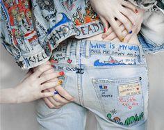 sugar (c)rush by Romain Le Cam http://fashiongrunge.com/2015/09/22/exclusive-sugar-crush-by-romain-le-cam/