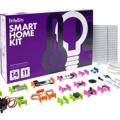 LittleBits has steadily expanded its Lego-like modular electronics platform this year, introducing new pieces that let users connect their creations to the internet