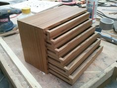 Teds Woodworking® - Woodworking Plans & Projects With Videos - Custom Carpentry Easy Woodworking Ideas, Woodworking Box, Woodworking Furniture, Custom Woodworking, Woodworking Projects Plans, Diy Furniture, Youtube Woodworking, Woodworking Videos, Wood Tool Box