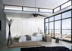 Un dressing pour une chambre moderne - Marie Claire Maison