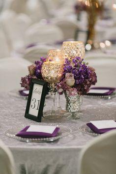 Follow Us Signaturebride On Twitter And Facebook Signature Bride Magazine Eggplant Purple Wedding