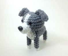 Italian Greyhound Amigurumi Dog Crochet Dog Stuffed Animal / Made to Order from Inugurumi on Etsy. Saved to My Etsy Store - Crochet Dogs. Crochet Animals, Dog Crochet, Dog Crafts, Crochet Doll Pattern, Italian Greyhound, Doll Patterns, Etsy Vintage, Knitting, Dogs