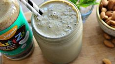 Nutty Green Smoothie