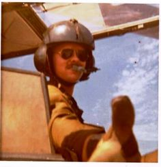 "CW-2 Richard M. Barron, Cobra Pilot, 7/17 Air Cav, Camp Holloway, Pleiku, Vietnam, 1971-72, call sign ""Undertaker 22"""