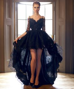 From luxury shoot for Katayoon London - in couture black dress and Jolita Jewellery's luxury Duchess statement earrings