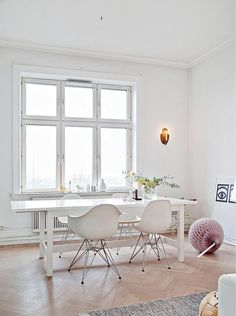 Bare minimum in Malmo - PLANET DECO homes world