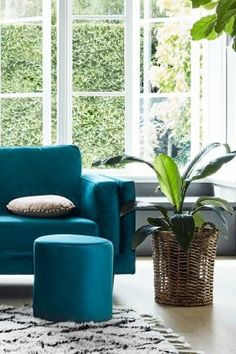 Tokyo Stool in Teal.  Freshen up your current lounge room or bedroom with our new decorative stools. These vibrant pieces truly enhance your space and help you create an on-trend look that showcases your unique style in any space.