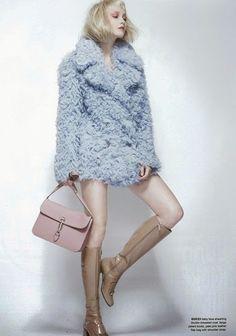 Zip Magazine HK November 2014, Angelina Antonova