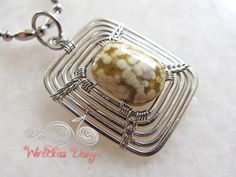 images of wire wrapped jewelry | Wire Wrap Jewelry and Tutorials by WireBliss: Simple techniques and ...