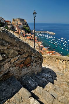 Scilla, Calabria, Italy    I'm going to Italy in 2013...hope this is on my itinerary!