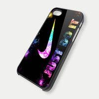 just do it nike logo TM00- iPhone 5 Case - iPhone 4 / 4S Case