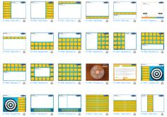 We released the a whole slew of new eLearning templates in month of September, a total of 105! What was so the bulk of it? Mainly it was 33 new Lectora interactions. That was a major undertaking and we plan on continuing making more. Another highlight was the expansion of our customer service cutout people and our (Adobe Edge and Storyline compatible) games. http://elearningbrothers.com/over-100-elearning-templates-released-in-september/