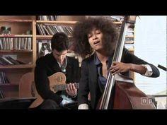MÚSICA EN LA BIBLIOTECA NPR Music Tiny Desk Concert  Esperanza Spalding