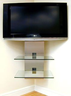 Living Room Furniture Tv Corner 18 chic and modern tv wall mount ideas for living room | corner tv