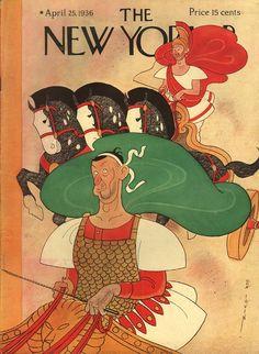 The New Yorker April 25 1936 - EphemeraForever.com