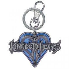 Kingdom Of Heart!! Vote for the product you would like us to bring in. Would you buy this?? Key Chain Clip