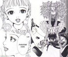 Miwako Sakurada // Paradise Kiss :: Ai Yazawa PARAKISS <3