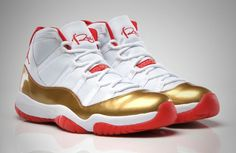 "Air Jordan 11 ""Two Rings"" Ray Allen PE (Detailed Pictures)"