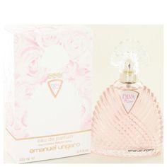 Diva Rose by Ungaro Eau De Parfum Spray 3.4 oz