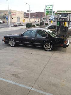My beautiful BMW e24 M6!