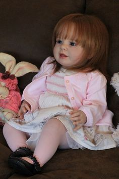 Reborn Toddler Katie Marie by Puddin'Cake Babies | eBay