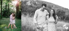 Amy + Troy: An Engagement Session on the Blue Ridge Parkway by Revival Photography www.revivalphotography.com