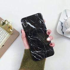 Generico Concha De Silicona Suave De Mármol Samsung Galaxy S20 Ultra
