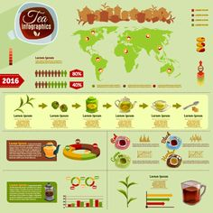 Business Infographic creative design 4127