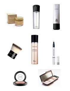 """É isso! Listinha esperta para uma pele bem hidratada, que ajuda na durabilidade da maquiagem, e iluminada, que é uma opção de ênfase ótima para quem prefere os outros elementos da maquiagem mais leves, mas não quer perder o """"ar de festa""""."""