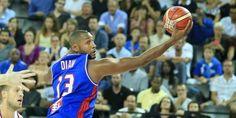 Basket - Euro - Eurobasket: la France affrontera la Turquie en huitièmes de finale samedi