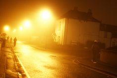 the yellow fog.....