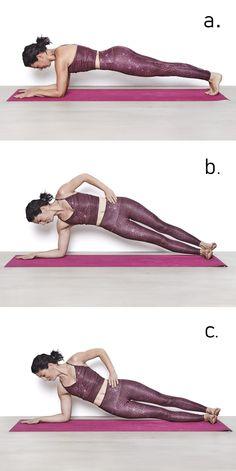 Styrk coren med 3 øvelser   Iform.dk Yoga Meditation, Core, Kitten Heels, Health Fitness, Hem, Workouts, Tips, Muscle, Strength Training Workouts