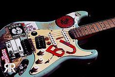 Billie Joe Armstrong guitar