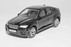 scale BMW (Black) – by Realtoy Bmw X6 Black, Bmw Models, Scale, Vehicles, Weighing Scale, Rolling Stock, Stairway, Vehicle, Weight Scale