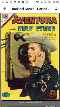 Dale Evans, Roy Rogers, Happy Trails, Book Tv, Comic Books, Action, Film, World, Tv Series