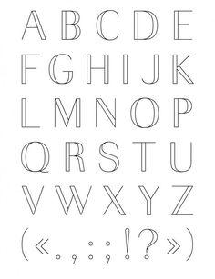 Embroidery Pattern for Alphabet Lettering No Link Image Only. Tag Alphabet, Hand Lettering Alphabet, Doodle Lettering, Creative Lettering, Lettering Styles, Capital Alphabet, Caligraphy Alphabet, Uppercase Alphabet, Pretty Fonts Alphabet