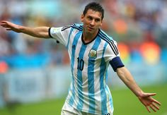 Another World Cup now begins,says Messi
