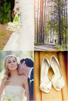 Lithuania Wedding by FotoPerlas | Style Me Pretty