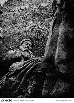 Dünya Savaşı'nda Osmanlı Askerleri / Ottoman Soldiers in WWI Fidel Castro, Sophia Loren, Historical Pictures, The Godfather, World War I, Wwi, Armed Forces, Elvis Presley, Istanbul