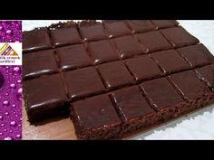 Bildiğiniz tüm ıslak kekleri unutturacak ÇİKOLATALI YAŞ KEK Chocolate Fudge Cake, Chocolate Recipes, Cake Recipes, Recipies, Food And Drink, Birthday Cake, Sweets, Candy, Make It Yourself