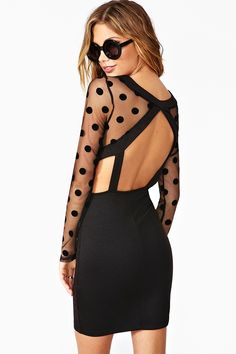Hit The Spot Dress in Clothes Dresses at Nasty Gal