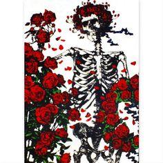 Grateful Dead Skeleton and Roses Tapestry Sunshine Joy http://www.amazon.com/dp/B0042YPMYY/ref=cm_sw_r_pi_dp_2Y..ub01A7Z9M